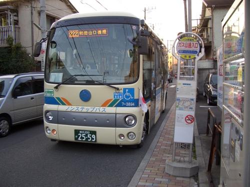 20/222系統 日野ポンチョ