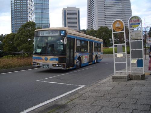 58/99系統 日産ディーゼルノンステップ試作車